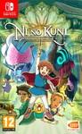 Ni No Kuni: Wrath Of The White Witch (Nintendo Switch)