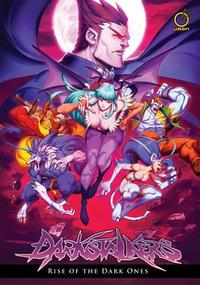 Darkstalkers: Rise of the Night Warriors - Ken Siu-Chong (Hardcover) - Cover
