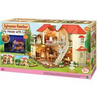 Sylvanian Families - City House with Lights (Playset)