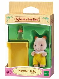 Sylvanian Families - Hamster Baby (Playset) - Cover