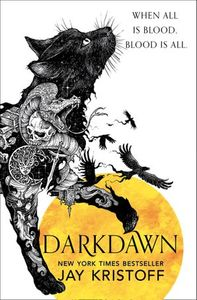 Darkdawn - Jay Kristoff (Trade Paperback) - Cover