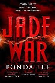 Jade War - Fonda Lee (Paperback) - Cover