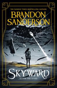 Skyward - Brandon Sanderson (Paperback) - Cover
