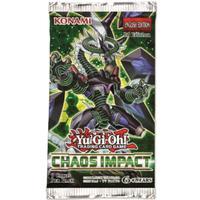 Yu-Gi-Oh! - Chaos Impact Single Booster (Trading Card Game)