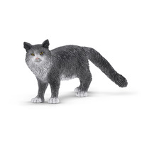 Schleich - Maine Coon Cat - Cover