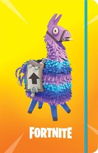 Fortnite Official Flexibound Ruled Journal - Epic Games (Paperback) - Cover