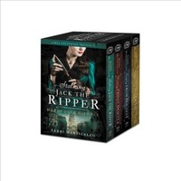 The Stalking Jack the Ripper Series Set - Kerri Maniscalco (Hardcover) - Cover