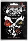 Venom - Black Metal Plectrum Pack (Set of 5)