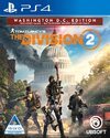 Tom Clancys: The Division 2 - Washington D.C. Edition (PS4)