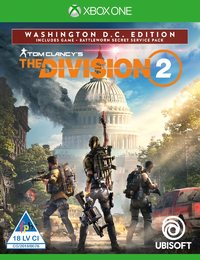 Tom Clancys: The Division 2 - Washington D.C. Edition (Xbox One) - Cover