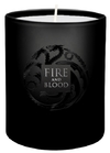Game of Thrones - Fire And Blood - Glass Votive Candle (6cm x 7cm)