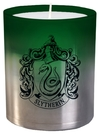 Harry Potter - Slytherin - Large Glass Candle (8cm x 9cm)