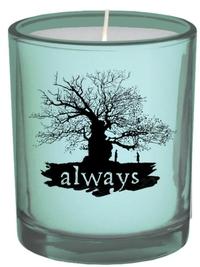 Harry Potter - Always - Glass Votive Candle (6cm x 7cm) - Cover
