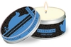 Harry Potter - Ravenclaw - Mint Scented Tin Candle Small, Clove and Cedar (6cm x 4cm)