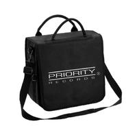 Priority - Logo DJ Vinyl Backbag (Record Bag) - Cover