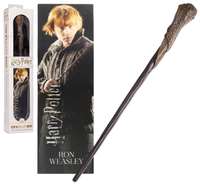 Harry Potter - Ron Weasley - 12 inch Wand & 3D Bookmark - Cover