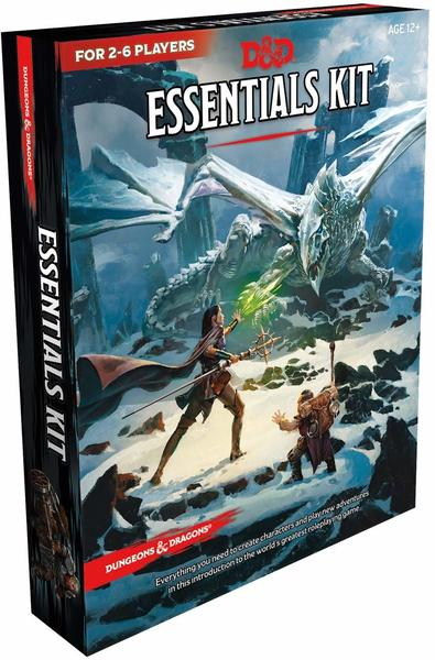Dungeons & Dragons RPG - Essentials Kit (Role Playing Game)