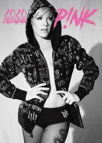Pink - 2020 Unofficial Calendar - Cover