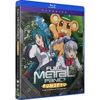 Full Metal Panic: Fumoffu (Region A Blu-ray)