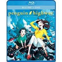 Penguin Highway (Region A Blu-ray)