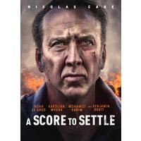 Score to Settle (Region 1 DVD)