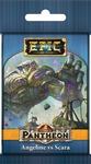 Epic Card Game - Pantheon Expansion Pack - Angeline vs Scara (Card Game)
