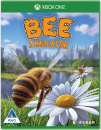 Bee Simulator (Xbox One) - Cover