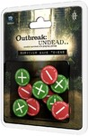 Outbreak Undead - Survivor's Tokens (Role Playing Game)