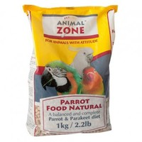Animalzone - Parrot Food Natural (1kg) - Cover