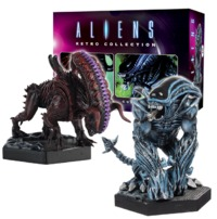 Eaglemoss Collection - Aliens Retro Collection - Bull & Gorilla (Figure) - Cover