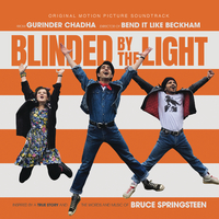 Blinded By the Light - Original Soundtrack (CD) - Cover