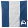 Dog's Life - Squarebone Dog Cushion  - Blue (Medium)