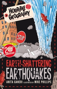 Earth-Shattering Earthquakes (Reloaded) - Anita Ganeri (Paperback) - Cover
