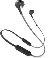 JBL Tune 205BT Wireless In-Ear Earbud Headphones (Black) - Cover