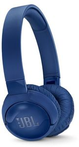 JBL Tune 600BTNC Wireless On-Ear Active Noise Cancelling Headphones (Blue) - Cover
