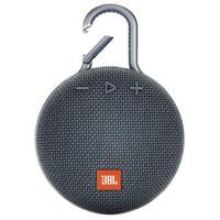 JBL Clip 3 3.3 watt Wireless Portable Speaker (Blue)