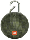 JBL Clip 3 3.3 watt Wireless Portable Speaker (Green)