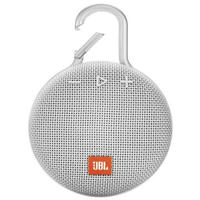 JBL Clip 3 3.3 watt Wireless Portable Speaker (White)
