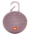 JBL Clip 3 3.3 watt Wireless Portable Speaker (Pink)