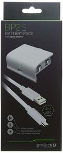 Gioteck - BP2S Rechargeable Battery Pack - White (Xbox One S) - Cover