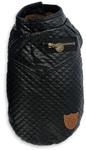 Dog's Life - DL Gangster Faux Leather Biker Jacket (Black00) (Small)