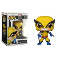 Funko Pop! Marvel - Marvel 80 Years - Wolverine Pop Vinyl Figure