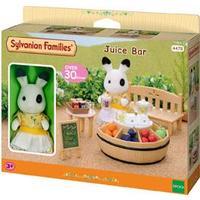 Sylvanian Families - Juice Bar and Figure Playset