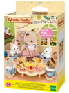 Sylvanian Families - Nursery Party Set (Playset)