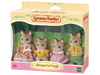 Sylvanian Families - Striped Cat Family (Playset)