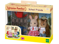 Sylvanian Families - School Friends (Playset) - Cover