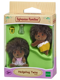 Sylvanian Families - Hedgehog Twins (Playset) - Cover
