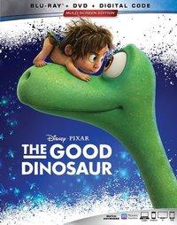 Good Dinosaur (Region A Blu-ray) - Cover