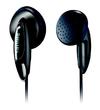 Philips In-Ear Earbud Headphones (Black)