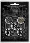 Dimmu Borgir - Eonian Button Badges (Set of 5)